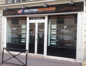 Agence Solution Occasion Levallois Perret